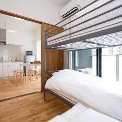 Отель OH Inn -Fukuoka Stay- Фукуока комната для гостей