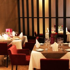 Отель Andalucia Golf Tanger Марокко, Медина Танжера - отзывы, цены и фото номеров - забронировать отель Andalucia Golf Tanger онлайн помещение для мероприятий фото 2