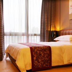 Апартаменты Taotaoju Apartment Beijing Road Jiedengduhui Branch комната для гостей