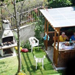 Отель Residence Karpoforus Лачес помещение для мероприятий фото 2