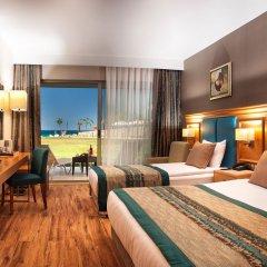 Отель Aquasis Deluxe Resort & Spa - All Inclusive комната для гостей фото 5