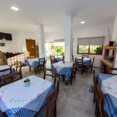 Отель Villa Nertili Албания, Ксамил - отзывы, цены и фото номеров - забронировать отель Villa Nertili онлайн питание фото 2