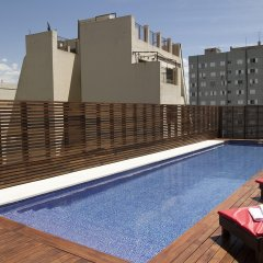 Отель Tempora Rent бассейн
