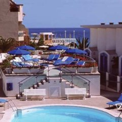 Отель Apartamentos Igramar MorroJable пляж