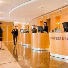 Отель Novotel Cannes Montfleury Франция, Канны - отзывы, цены и фото номеров - забронировать отель Novotel Cannes Montfleury онлайн интерьер отеля