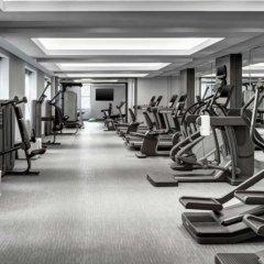 Отель The St. Regis New York США, Нью-Йорк - отзывы, цены и фото номеров - забронировать отель The St. Regis New York онлайн фитнесс-зал фото 3