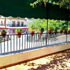 Отель Pension Mari балкон