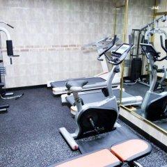 Coop City Hotel Oryu Station фитнесс-зал фото 2