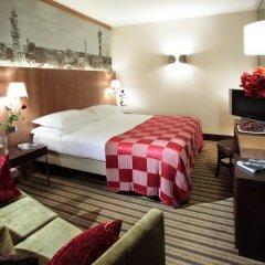 Отель Starhotels Ritz 4* Номер Делюкс с различными типами кроватей фото 9