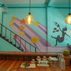 April 24 Home Hostel Бангкок интерьер отеля