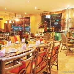 Makati Palace Hotel питание