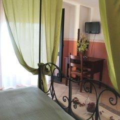 Отель Agriturismo San Giorgio Казаль-Велино удобства в номере