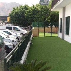 Отель Hostal El Palmeral Ориуэла спортивное сооружение