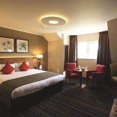 Отель Best Western Palm Hotel Великобритания, Лондон - отзывы, цены и фото номеров - забронировать отель Best Western Palm Hotel онлайн комната для гостей фото 3