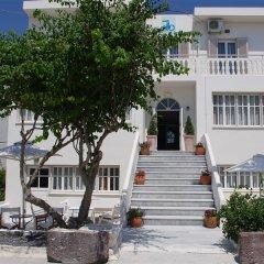 Отель Kamari Blu Греция, Остров Санторини - отзывы, цены и фото номеров - забронировать отель Kamari Blu онлайн