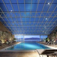Отель Parador de Lorca бассейн