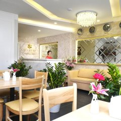 My Hotel Universal Hanoi Ханой интерьер отеля
