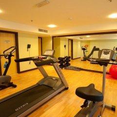 Отель Citymax Hotel Sharjah ОАЭ, Шарджа - 2 отзыва об отеле, цены и фото номеров - забронировать отель Citymax Hotel Sharjah онлайн фитнесс-зал фото 3