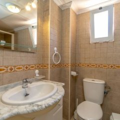 Отель Las Calitas Bloque III Ориуэла ванная