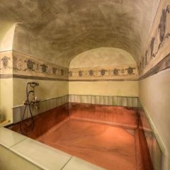 Отель Castello di Limatola Сан-Никола-ла-Страда спортивное сооружение