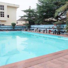 Pelican Hotel Lekki бассейн