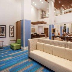 Отель Holiday Inn Express & Suites Indianapolis NE - Noblesville интерьер отеля