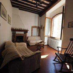 Отель Antica Posta Италия, Сан-Джиминьяно - отзывы, цены и фото номеров - забронировать отель Antica Posta онлайн комната для гостей фото 4