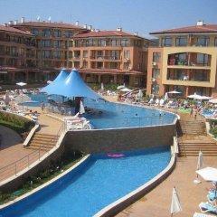 Отель GT Panorama Dreams Apartments Болгария, Свети Влас - отзывы, цены и фото номеров - забронировать отель GT Panorama Dreams Apartments онлайн бассейн фото 2