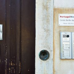 Апартаменты Portugal Ways Conde Barao Apartments интерьер отеля