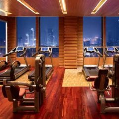 Отель Grand Hyatt Guangzhou Гуанчжоу фитнесс-зал