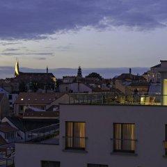 Park Inn Hotel Prague балкон