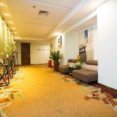 Отель Shanshui Trends North Huaqiang Шэньчжэнь интерьер отеля