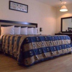 Отель Howard Johnson Plaza Las Torres Гвадалахара комната для гостей фото 2