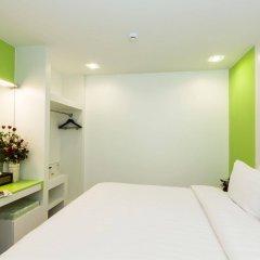 Отель Patong Holiday сейф в номере
