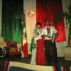 Отель Sirenas Express Acapulco развлечения