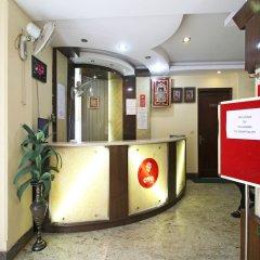 Отель OYO 5943 TJS Grand интерьер отеля