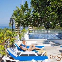 Отель Casa Doña Susana пляж фото 2