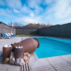 Отель Refúgio do Sol - Mosteiros Португалия, Понта-Делгада - отзывы, цены и фото номеров - забронировать отель Refúgio do Sol - Mosteiros онлайн бассейн
