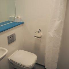 Отель easyHotel London Croydon Великобритания, Лондон - отзывы, цены и фото номеров - забронировать отель easyHotel London Croydon онлайн ванная