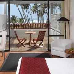 Отель The Blue Water балкон