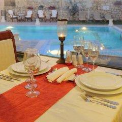 Отель Vergis Epavlis питание фото 3