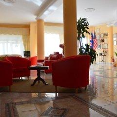 Hotel Carlo V Порт-Эмпедокле интерьер отеля