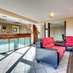 Отель Econo Lodge Vicksburg США, Виксбург - отзывы, цены и фото номеров - забронировать отель Econo Lodge Vicksburg онлайн интерьер отеля