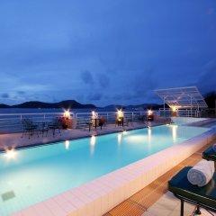 Отель Kantary Bay Hotel, Phuket Таиланд, Пхукет - 3 отзыва об отеле, цены и фото номеров - забронировать отель Kantary Bay Hotel, Phuket онлайн бассейн