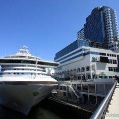 Отель Pan Pacific Vancouver Канада, Ванкувер - отзывы, цены и фото номеров - забронировать отель Pan Pacific Vancouver онлайн приотельная территория
