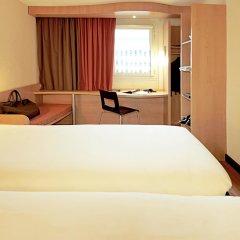 Отель ibis Toulouse Pont Jumeaux Франция, Тулуза - отзывы, цены и фото номеров - забронировать отель ibis Toulouse Pont Jumeaux онлайн комната для гостей фото 2