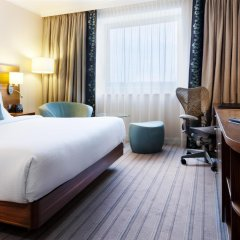 Отель Hilton Garden Inn Krakow Краков комната для гостей фото 4