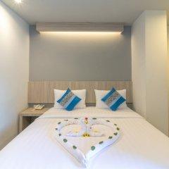 Отель Carpio Hotel Phuket Таиланд, Пхукет - отзывы, цены и фото номеров - забронировать отель Carpio Hotel Phuket онлайн комната для гостей фото 4