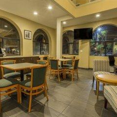 Отель Milpitas Inn питание