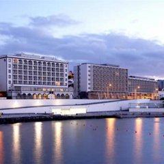 Отель Marina Atlântico Португалия, Понта-Делгада - отзывы, цены и фото номеров - забронировать отель Marina Atlântico онлайн пляж